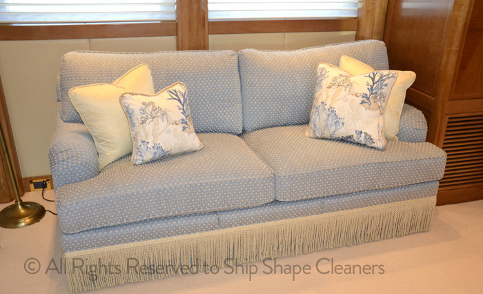 Incredible Ship Shape Dry Cleaning For Sofa Covers On Yachts Creativecarmelina Interior Chair Design Creativecarmelinacom